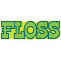 Floss Wall Decal