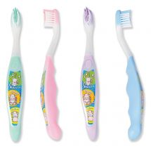 SmileCare Toddler Brush, Floss, Smile Monkey Toothbrushes