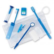 ORTHODONTIC PATIENT KIT - 9 PIECES