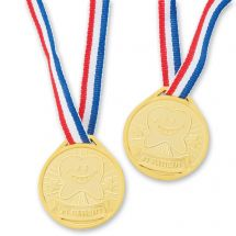 Happy Tooth Medals
