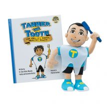 Tanner The Tooth Book & Plush Set