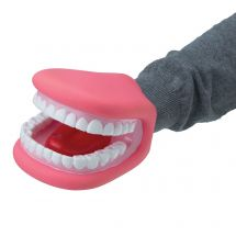 Mega Mouth Hand Puppets