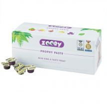 Zooby Growlin' Grape Medium Prophy Paste