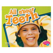 All About Teeth Book