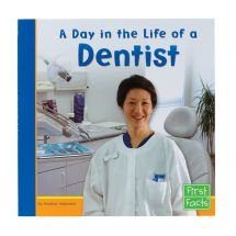 A Day in the Life of a Dentist Book