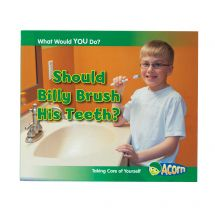 Should Billy Brush His Teeth? Book