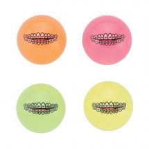 30mm Glow in the Dark Braces Bouncing Balls
