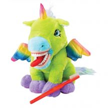 Twinkles the Unicorn Dental Puppet