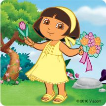 Dora the Explorer Adventure Stickers