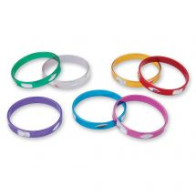 Sparkle Band Rings