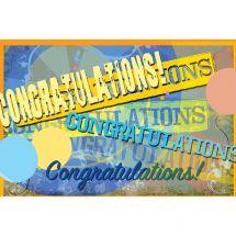 Congrats Greeting Cards