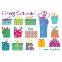 Birthday Presents Greeting Cards