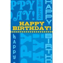 Happy Birthday Words Greeting Cards