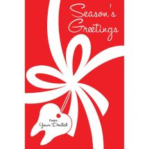 Season's Greetings Dental Greeting Cards