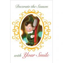 Decorate the Season Greeting Cards