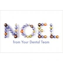Noel Dental Team Greeting Cards