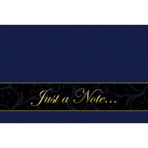 Just A Note Greeting Cards