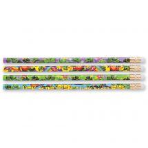 Lucky Shamrocks Pencils