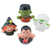 Happy Halloween Finger Puppets