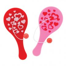 Valentine Mini Paddleball Games
