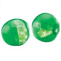 Mini Shamrock Beach Balls