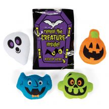 Coffin Creature Plush Packs