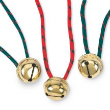 Jingle Bell Necklaces