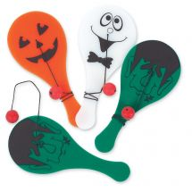 Halloween Paddleball Games