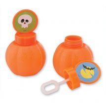 Halloween Pumpkin Bubbles