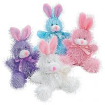 Plush Furry Bunnies