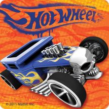 Classic Hot Wheels™ Stickers
