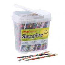 Halloween Pencil Sampler