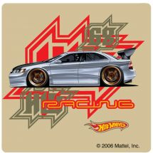 Hot Wheels Street Stickers
