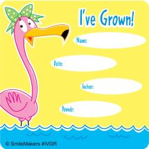 Animal Ive Grown Stickers
