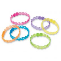 Wild Design Jelly Bracelets