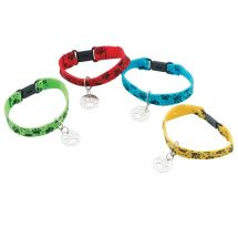 Paw Print Dog Collar Bracelets
