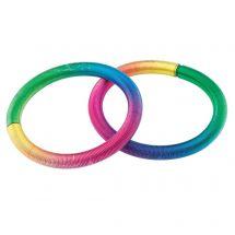 Rainbow Spring Bracelets