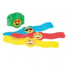 Emoji Wave Bracelets