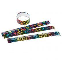 Retro Slap Bracelets