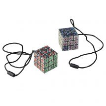 Mini Puzzle Cube Necklaces