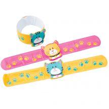 Cat Slap Bracelets