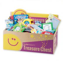 Kids Activity Treasure Chest