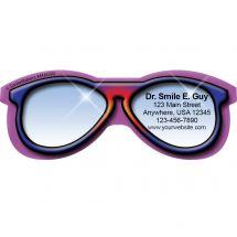 Eyeglasses Shaped Magnets
