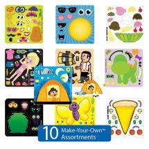 Make-Your-Own Sticker Sampler