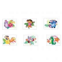 Dora™ the Explorer Temporary Tattoos