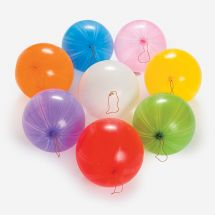Punching Balloons Budget Pack
