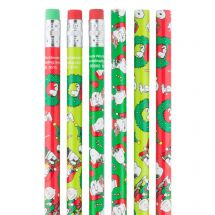Peanuts® Christmas Pencils