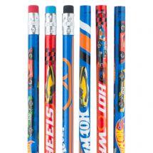Hot Wheels Wild Racers Pencils