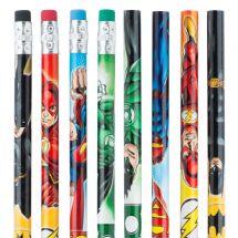 DC Justice League Pencils