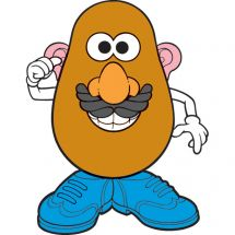 Make Your Own™ Mr. Potato Head™ Stickers